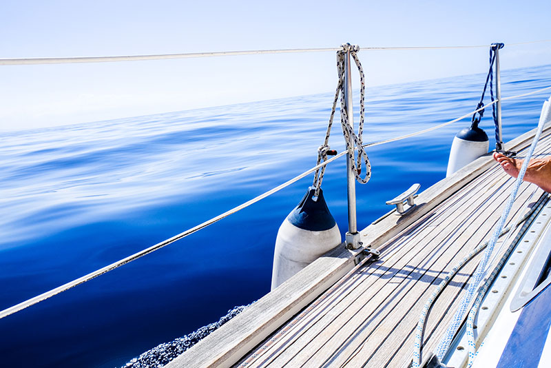 Boat passenger accident insurance